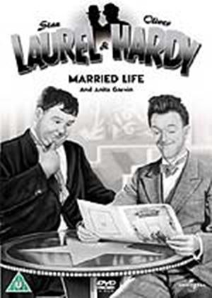Laurel and Hardy - No.18 - Married Life And Anita Garvin