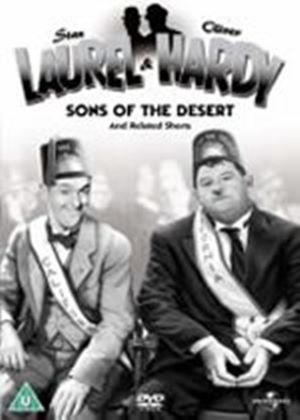 Laurel And Hardy - No. 13 - Sons Of The Desert And Related Shorts