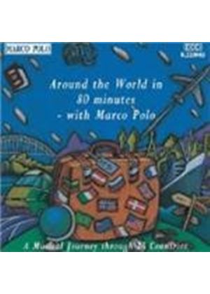 VARIOUS COMPOSERS - Around The World In 80 Minutes