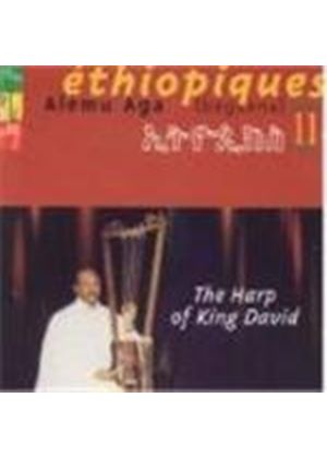 Alemu Aga - Ethiopiques Vol.11 (The Harp Of King David)