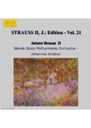 Johann Strauss II Edition, Vol.21