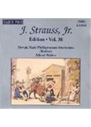 Johann Strauss II Edition, Vol.38