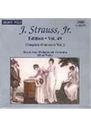 Johann Strauss II Edition, Vol.49