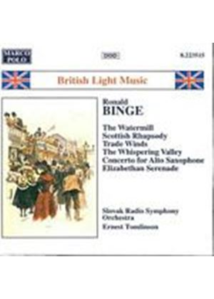 Various Composers - Blm Project- Binge (Music CD)
