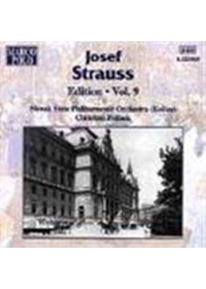 Josef Strauss Edition, Vol. 9