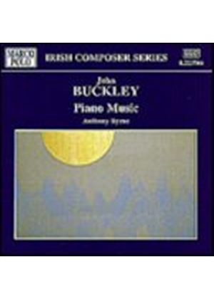John Buckley - Piano Music/Anthony Byrne (Music CD)