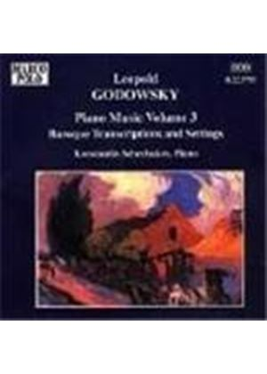 Godowsky - Piano Music, Vol 3