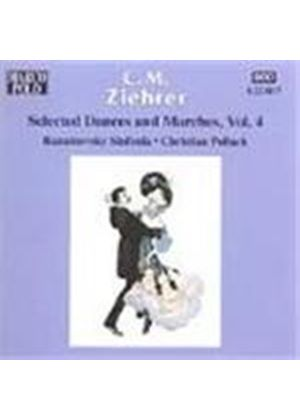 Ziehrer: Selected Dances and Marches Vol 4