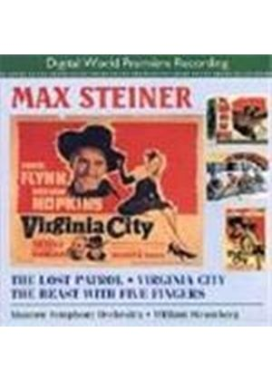 Max Steiner: The Lost Patrol; Virginia City