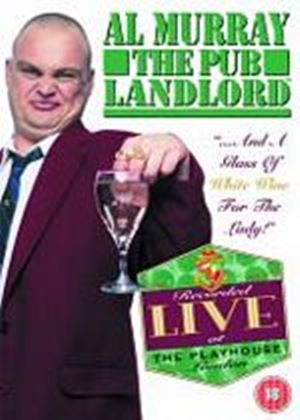 Al Murray - A Glass Of White Wine For The Lady