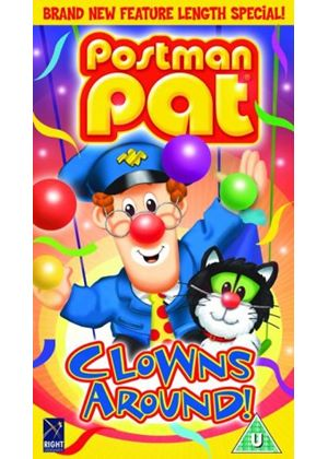 Postman Pat Clowns Around (Animated)
