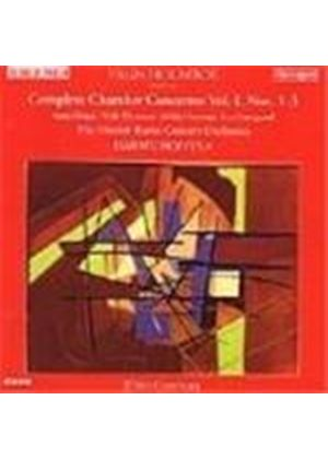 Holmboe: Chamber Concertos, Vol. 1