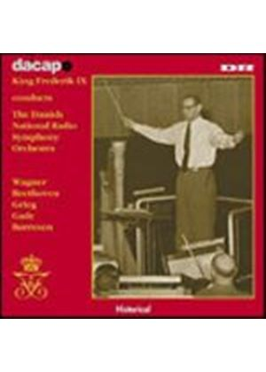 Frederick - King Frederick IX Conducts The Danish Radio So (Music CD)