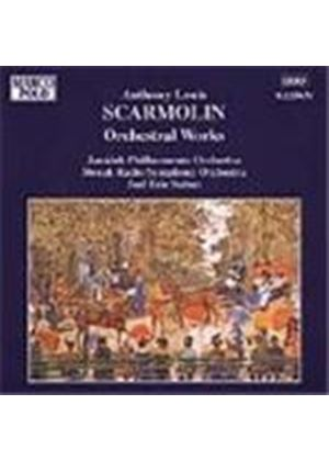 Scarmolin: Shorter Orchestral Works