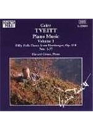 Tveitt: Piano Works, Vol. 1