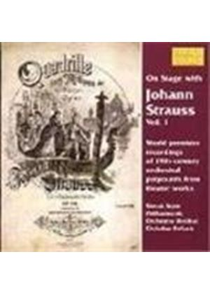On Stage with Johann Strauss II, Vol 1