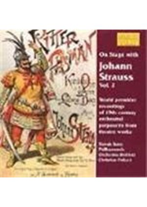 On Stage with Johann Strauss II, Vol 2