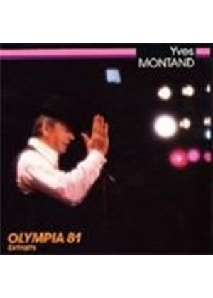 Yves Montand - EN CONCERT OLYMPIA 1981