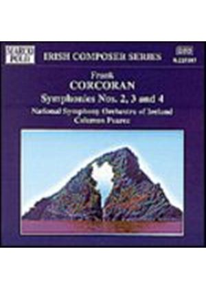 Frank Corcoran - Symphonies Nos.2-4/Nat So Of Ireland/Pearce (Music CD)
