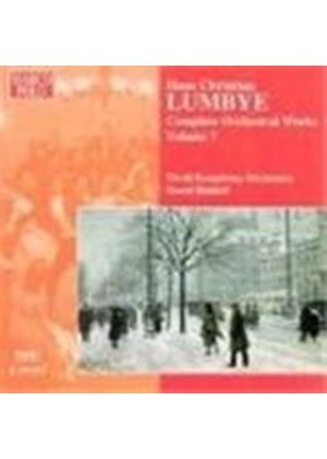 Lumbye: Complete Orchestral Works Vol 7