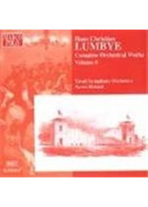 Lumbye: Complete Orchestral Works, Vol 8