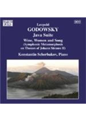 Godowsky: Piano Music, Vol 8