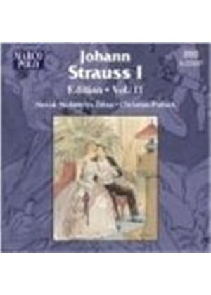 Strauss I, J: Edition, Vol 11
