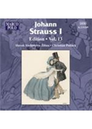 Strauss, J I: Edition, Vol 13 (Music CD)