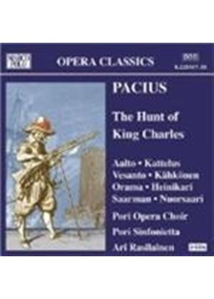 Pacius: (The) Hunt of King Charles