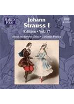 Strauss, J I: Edition, Vol 17 (Music CD)
