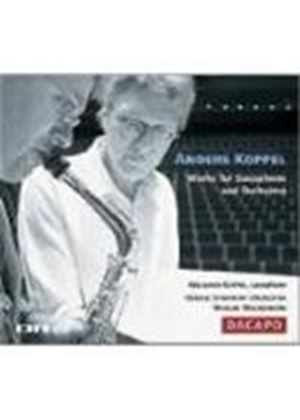 Koppel: Works for Saxophone and Orchestra
