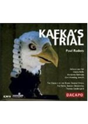 Poul Ruders - KAFKA'S TRIAL 2CD
