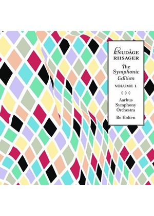 Knudage Riisager: Symphonic Edition, Vol. 1 (Music CD)