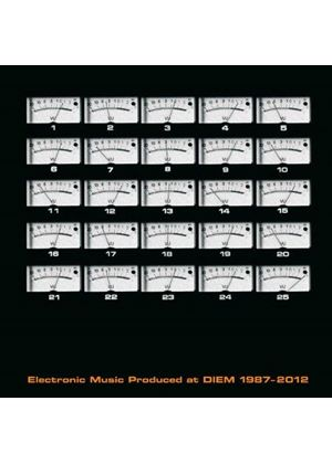 Various Artists - Electronic Music Produced at DIEM, 1987-2012 (Music CD)