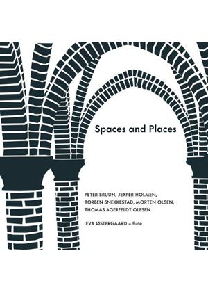 Spaces and Places (Music CD)