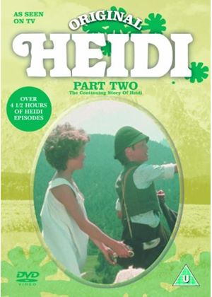 Heidi - Part 2 (Box Set)