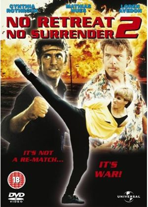 No Retreat, No Surrender 2 - Raging Thunder