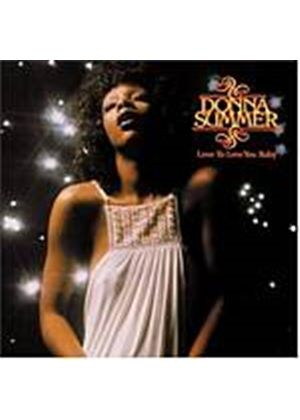 Donna Summer - Love To Love You Baby (Music CD)