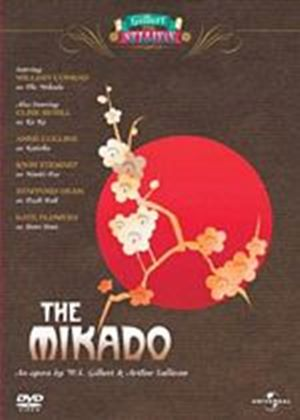 Gilbert & Sullivan: The Mikado (Music DVD)
