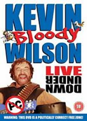 Kevin Bloody Wilson - Live