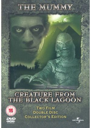 The Mummy / Creature From The Black Lagoon
