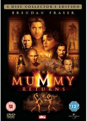 The Mummy Returns (Two Disc)