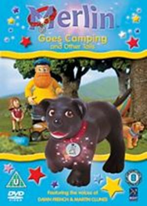 Merlin The Magical Puppy - Merlin Goes Camping And Others Stories