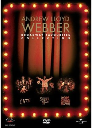 Andrew Lloyd Webber - Broadway Favourites  Cats, Jesus Christ Superstar,Joseph and His Amazing Technicolour Dreamcoat.