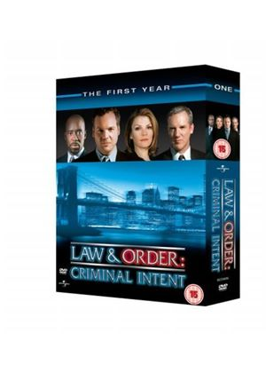 Law and Order - Criminal Intent: Season 1