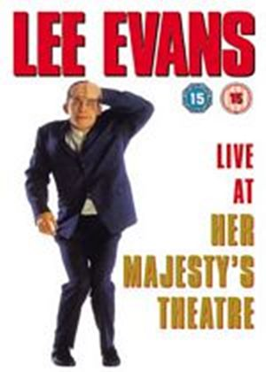 Lee Evans - Live At Her Majestys Theatre