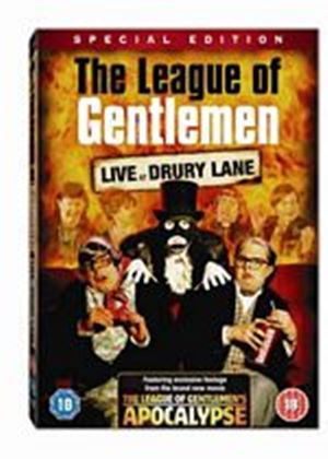 League Of Gentlemen, The - Live from Drury Lane (Special Edition)