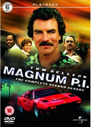 Magnum PI - The Complete 2nd Season (Box Set)