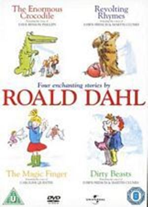 Four Enchanting Stories By Roald Dahl