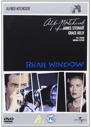 Rear Window (Hitchcock 1954)